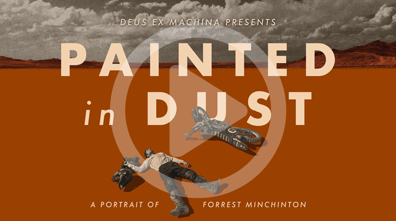 Painted In Dust. An interactive video from Deus Ex Machina