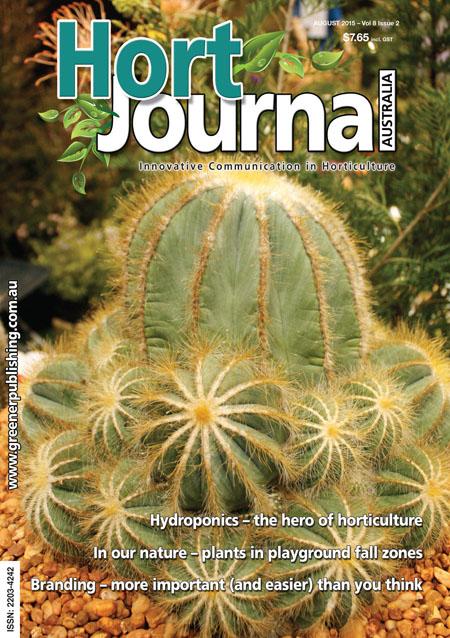 Hort Journal Australia August 2015