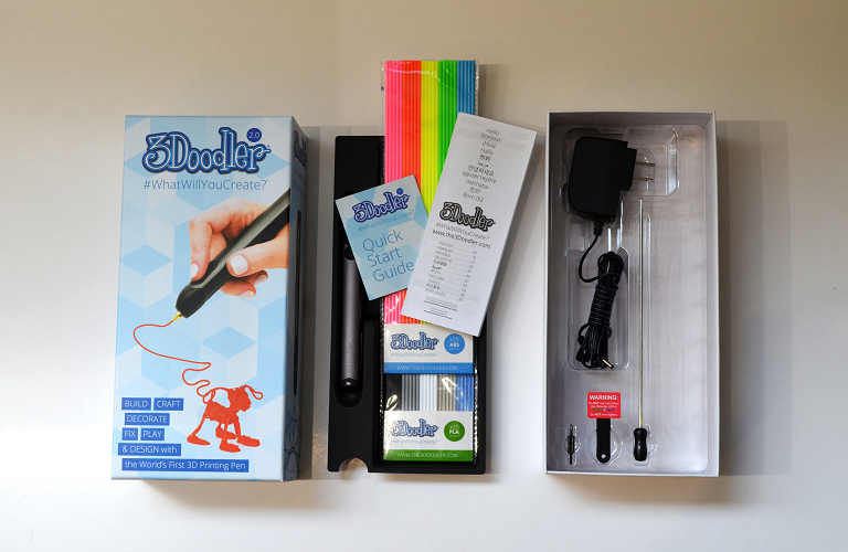 3Doodler Accessories