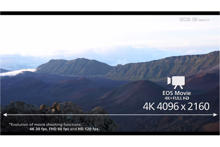 4K Video demonstration