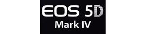 EOS 5D Mark IV logo