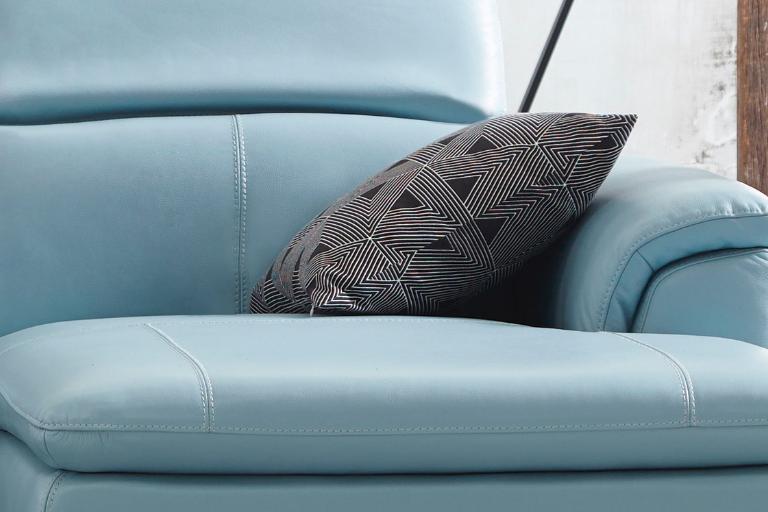 Premium Leather Upholstery