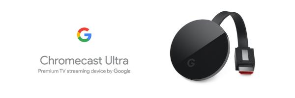 chromecast or chromecast ultra