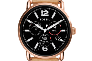 The Fossil Q Wander Smart Watch