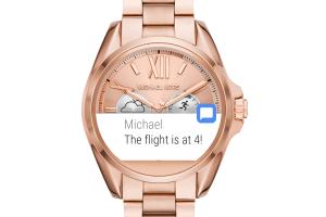 The Michael Kors Access Smart Watch