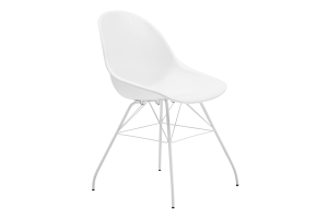 Montpellier Side Chair Front-Side View