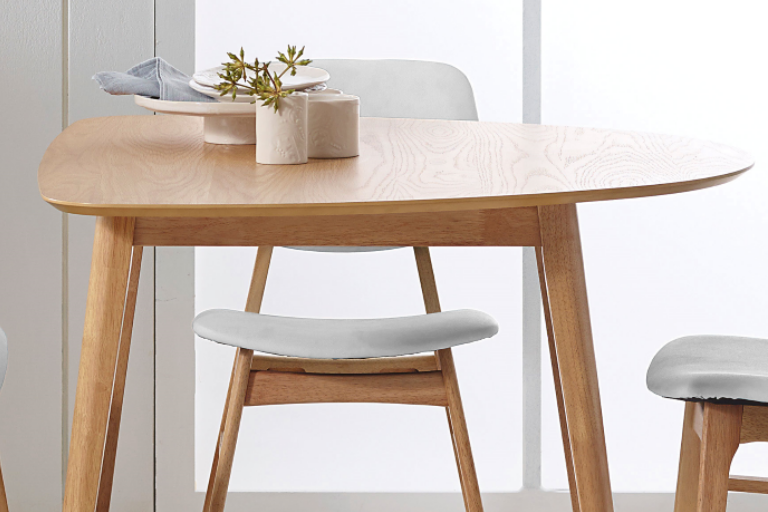 Zara dining table domayne for Table zara home