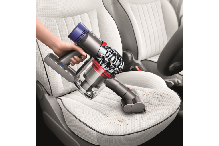 Handheld mode for car cleaning