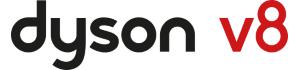 Dyson V8 Logo