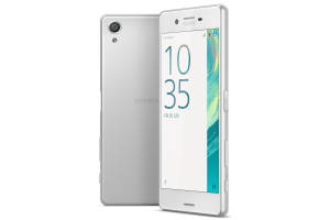 Xperia XA Front and Back Image