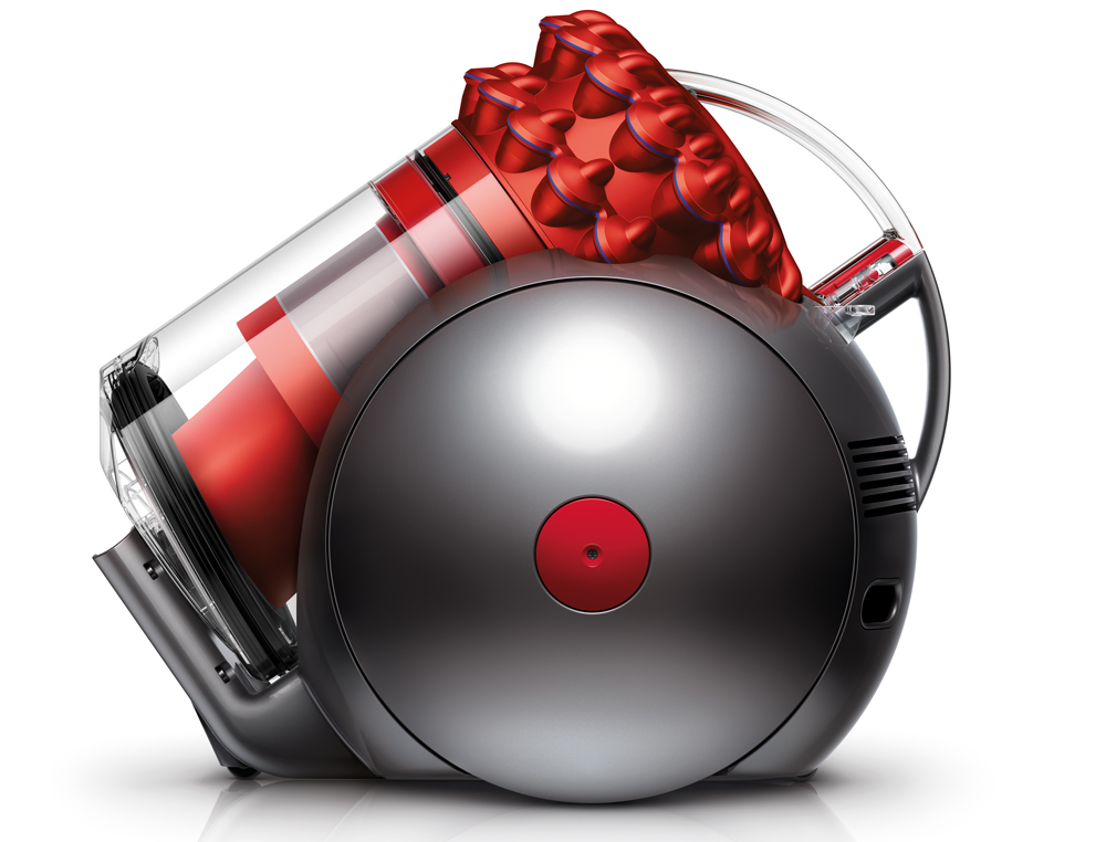 Dyson Cinetic Big Ball vacuum.