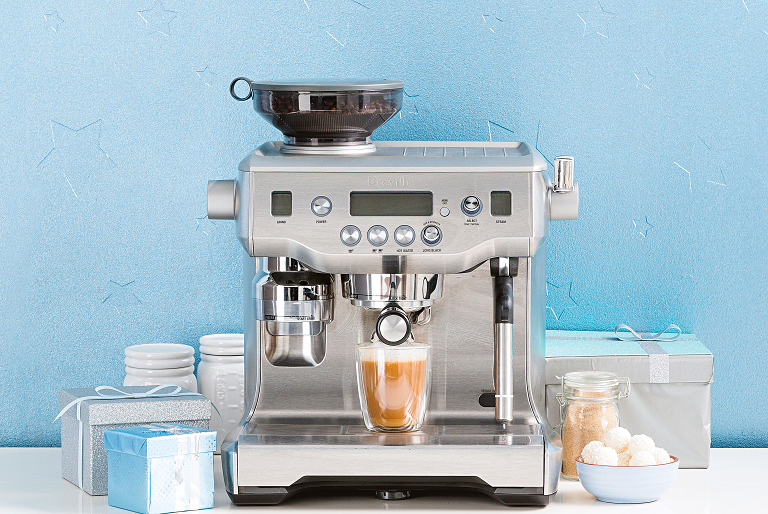 Buy Breville The Oracle Touch Coffee Machine Domayne Au
