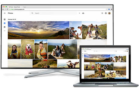 Devices streaming to Chromecast.