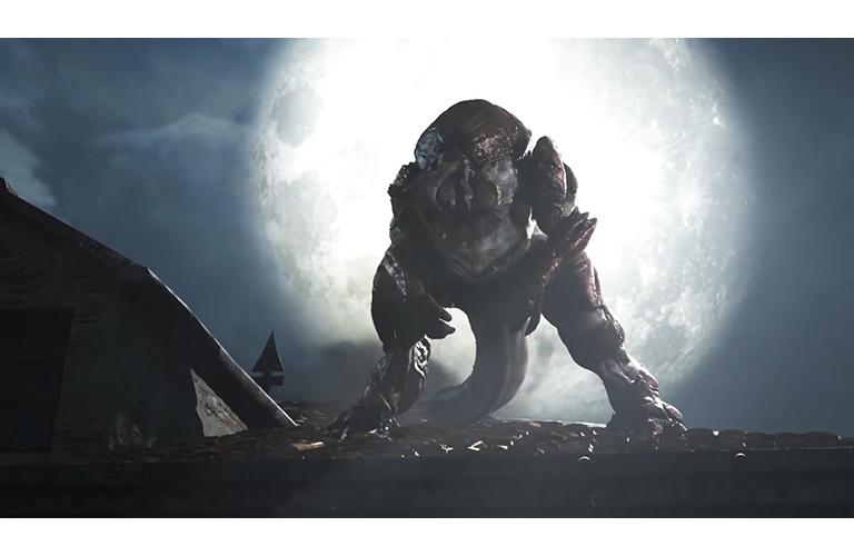 Gears of War 4 Enemy