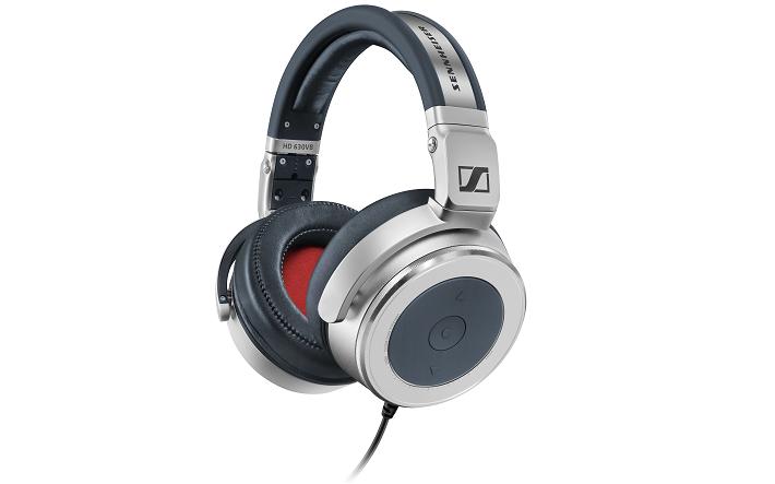 Sennheiser HD 630VB over-ear headphones.