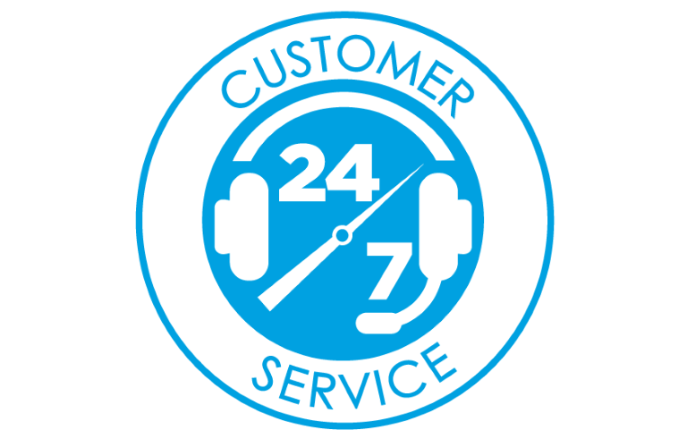 lif3 24 7 customer service icon