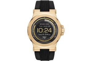 Michael Kors Smartwatch Black