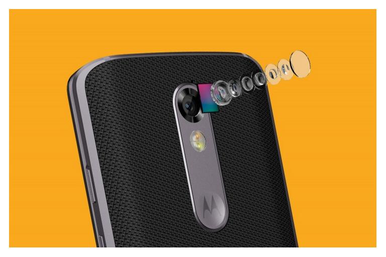 Moto X Force Main Camera Breakdown