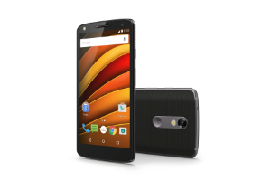Moto X Force front and bac