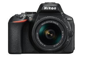 The Nikon D5600 Camera