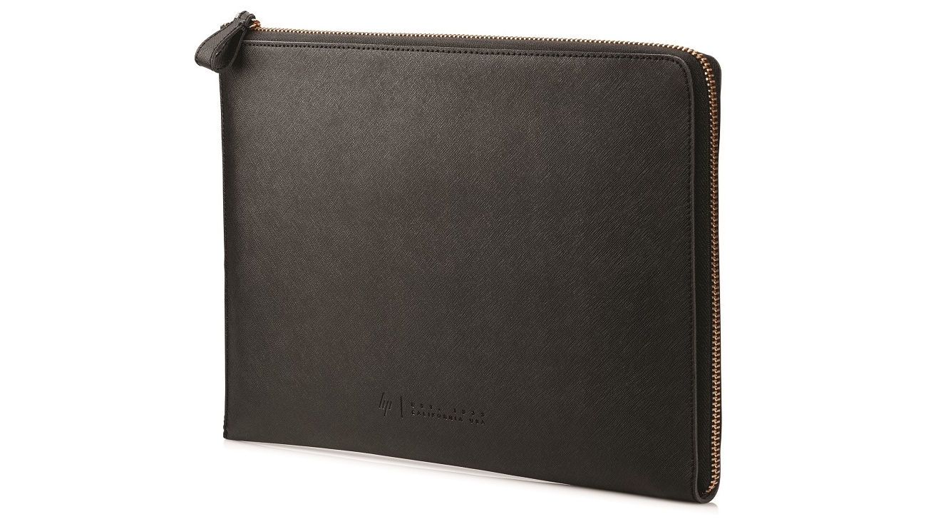Hp 13 3 Quot Spectre Leather Laptop Sleeve Black Domayne