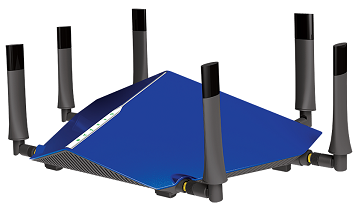 D-Link Taipan AC3200 Tri- Band Modem Router