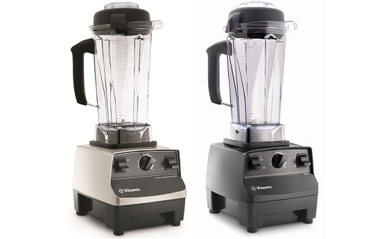 Side-angled view of the Total Nutrition Centre blender.