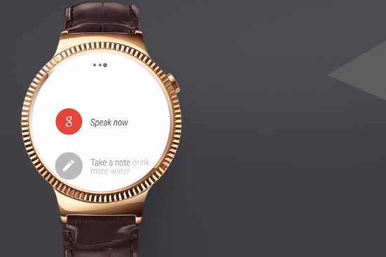 W1 Android Wear