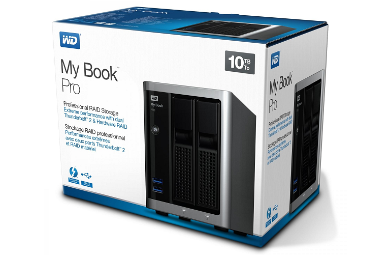 The My Book Pro package