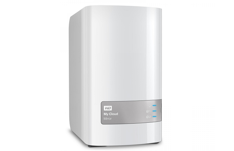 The WD My Cloud Mirror Gen 2 Network Hard drive