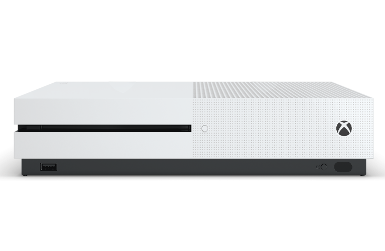 The Xbox One S console