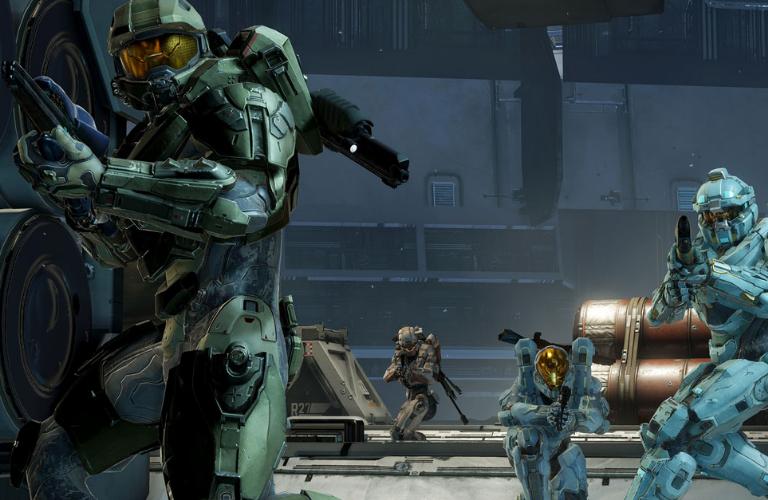 Halo 5 characters