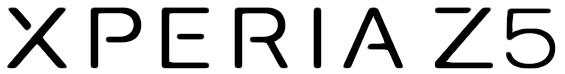 Sony Xperia Z5 Smartphone logo.