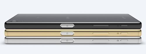 Sony Xperia Z5 Smartphone hero image.
