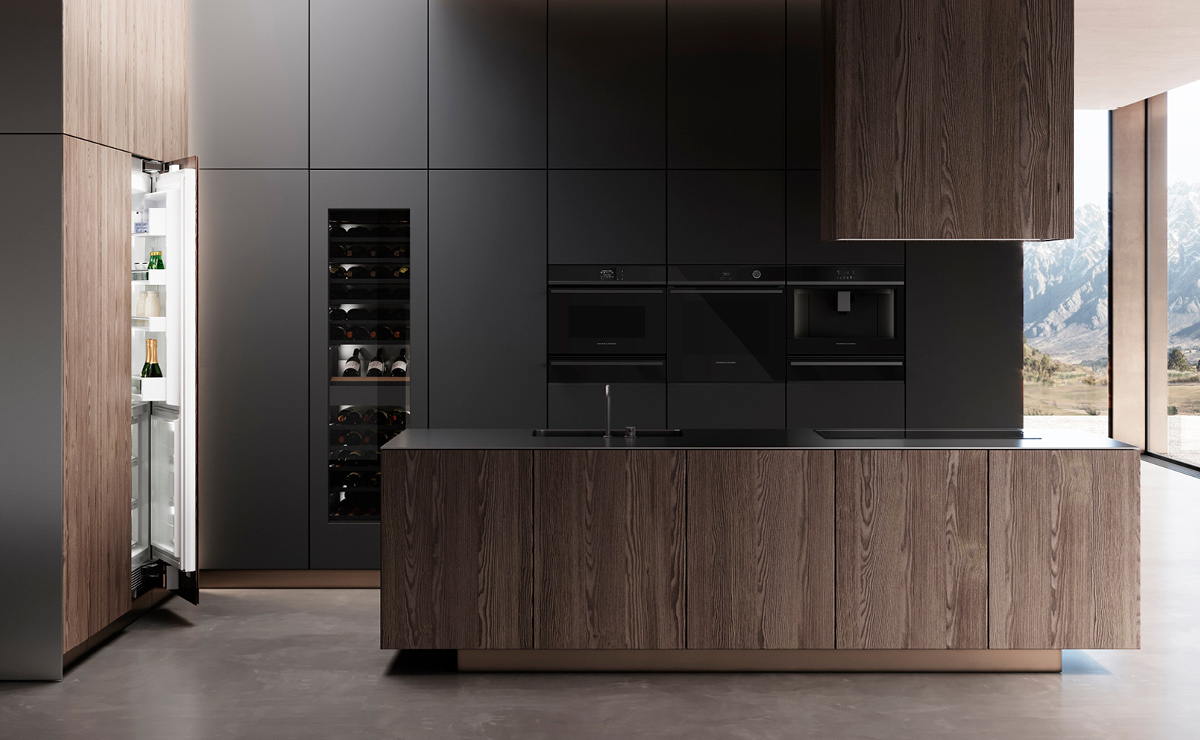 Fisher & Paykel at Harvey Norman