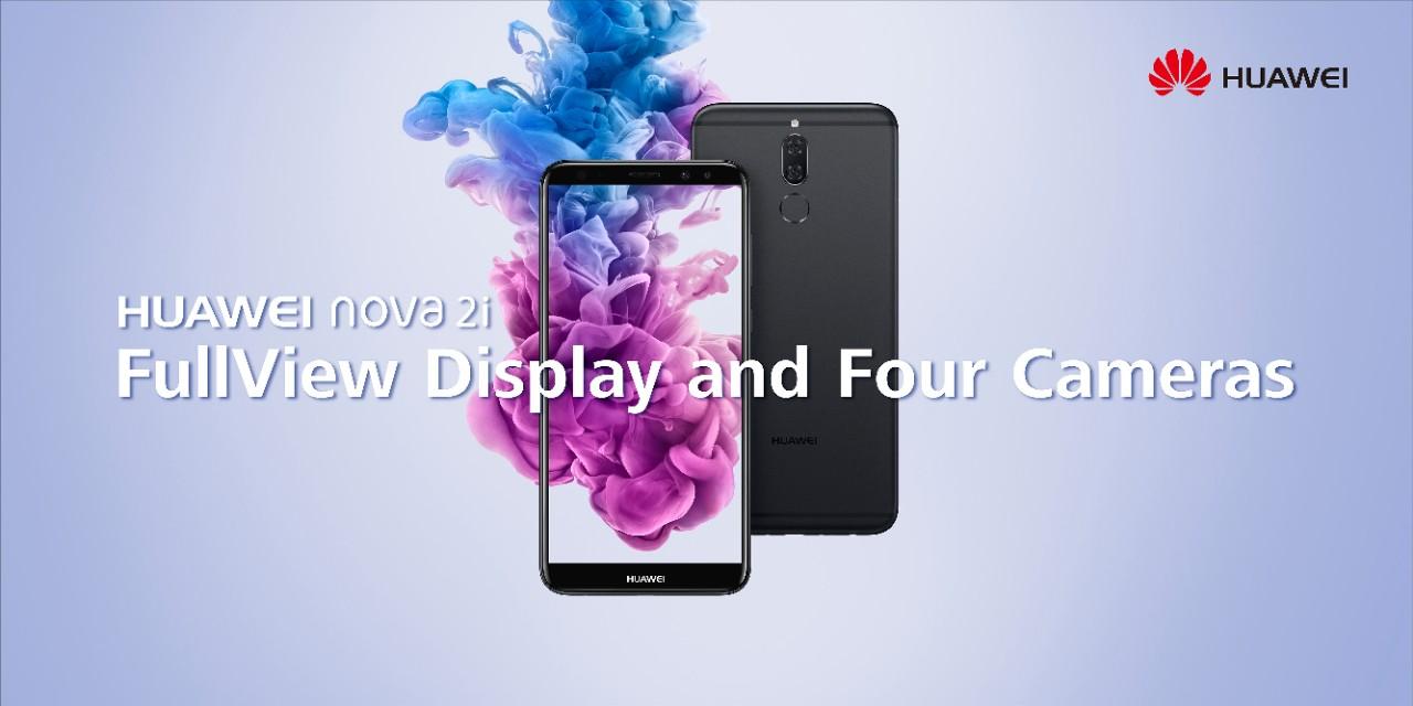 Huawei Nova2i at Harvey Norman
