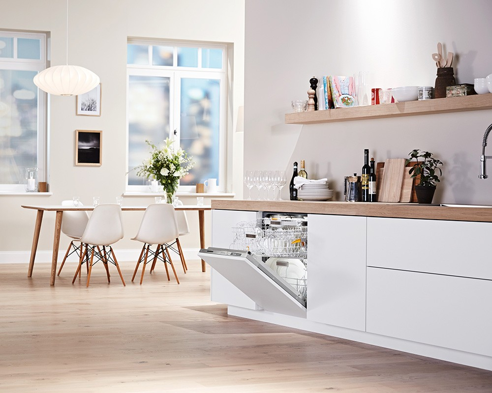 Miele Dishwashers at Harvey Norman