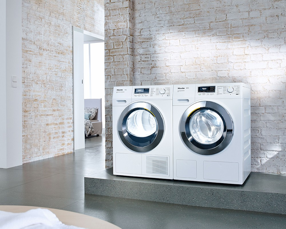 Miele Washing Machines & Dryers at Harvey Norman