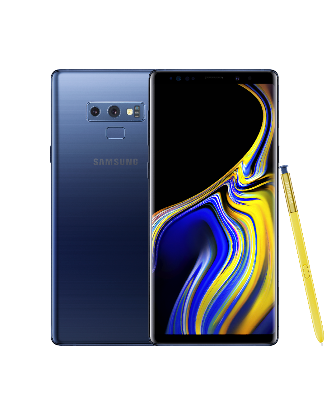 Samsung Note9 at Harvey Norman