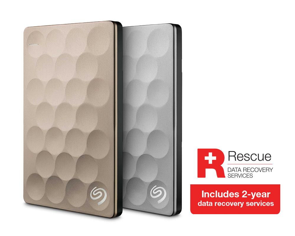 Seagate Backup Plus Ultra Slim at Harvey Norman