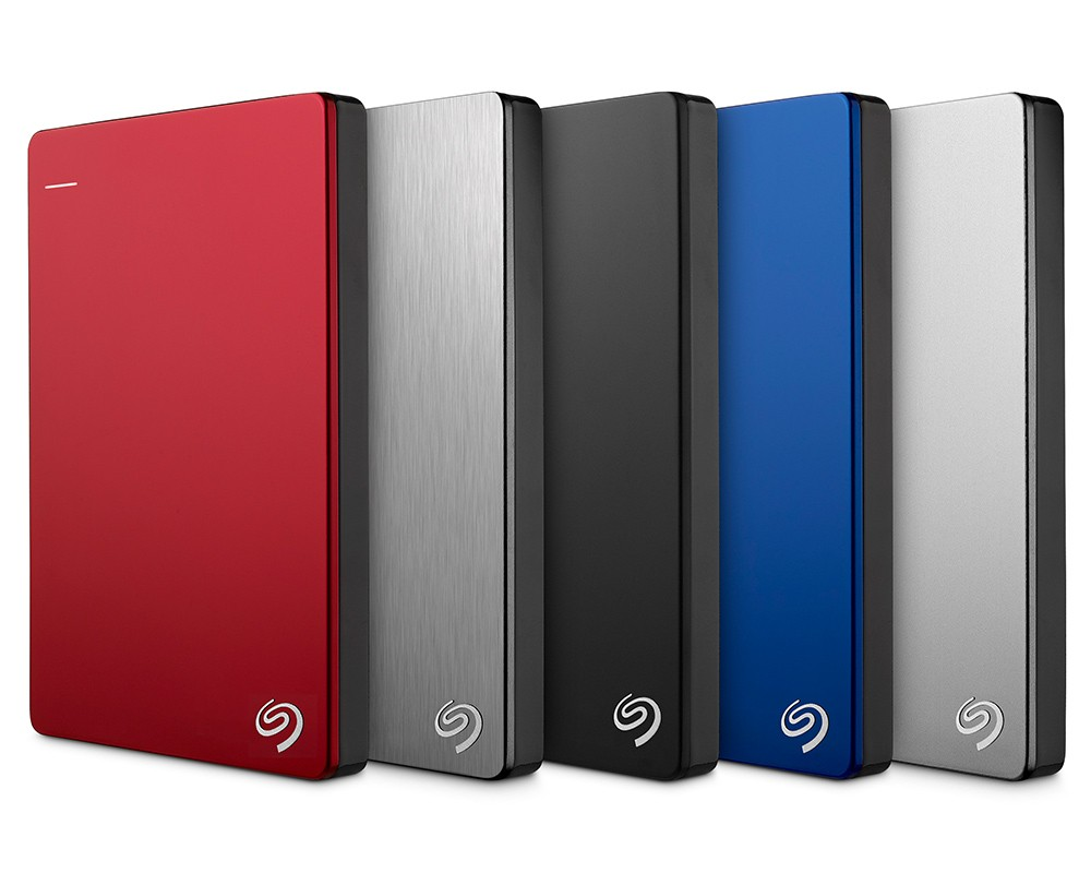 Seagate Backup Plus Slim at Harvey Norman