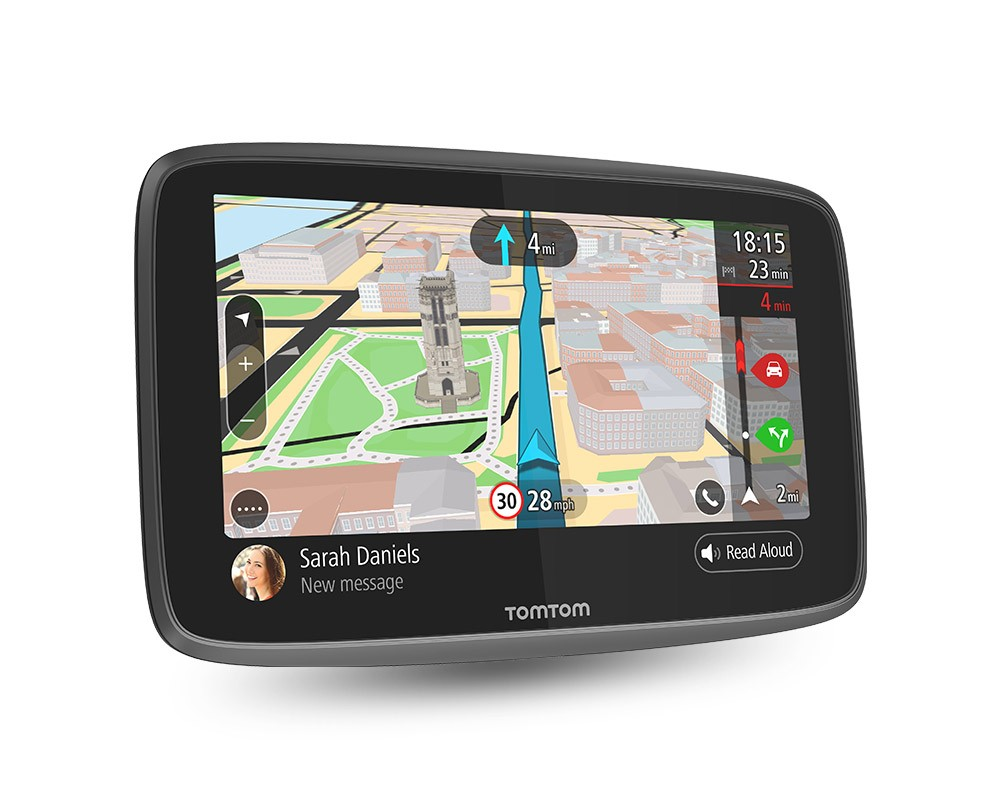 TomTom GO at Harvey Norman