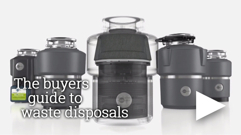 Harvey Norman Waste Disposers Video Placeholder