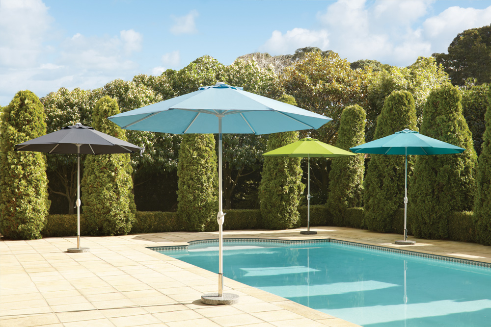 Outdoor Umbrellas at Harvey Norman