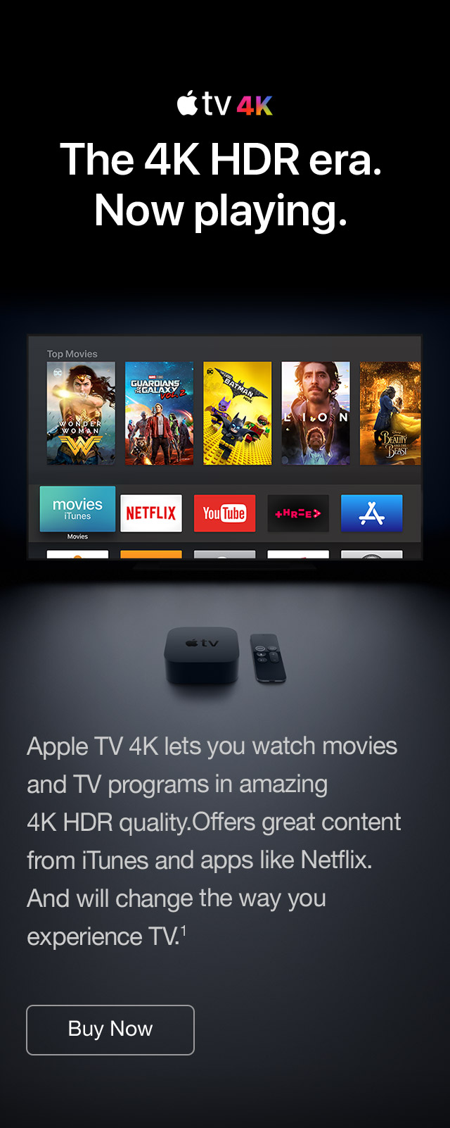 Apple TV pre-order