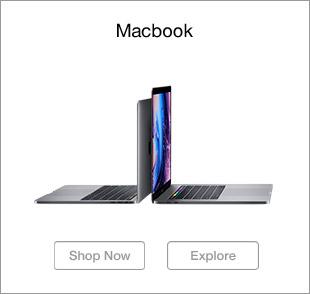 Explore MacBook