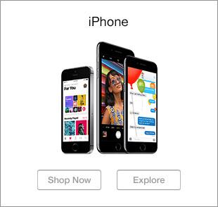 Explore iPhone