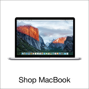 Shop MacBook