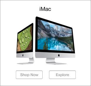 Explore iMac