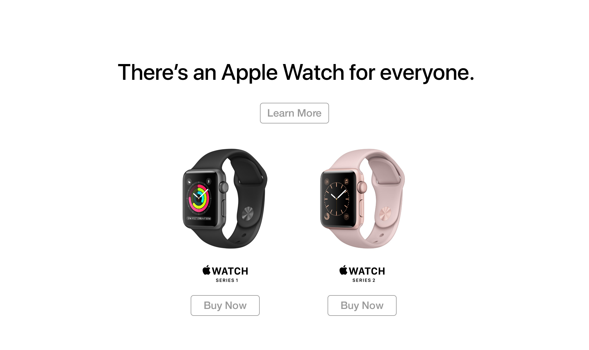 Apple Watch buy now
